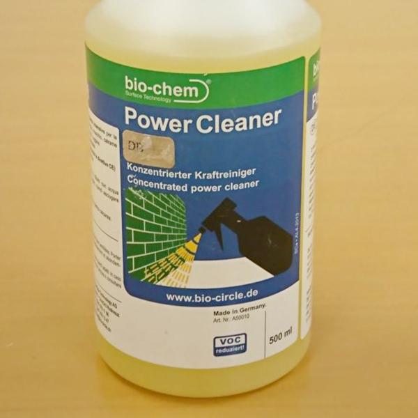 各種洗浄剤の紹介
