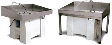 自動機械部品洗浄機「バイオサークル ターボ」