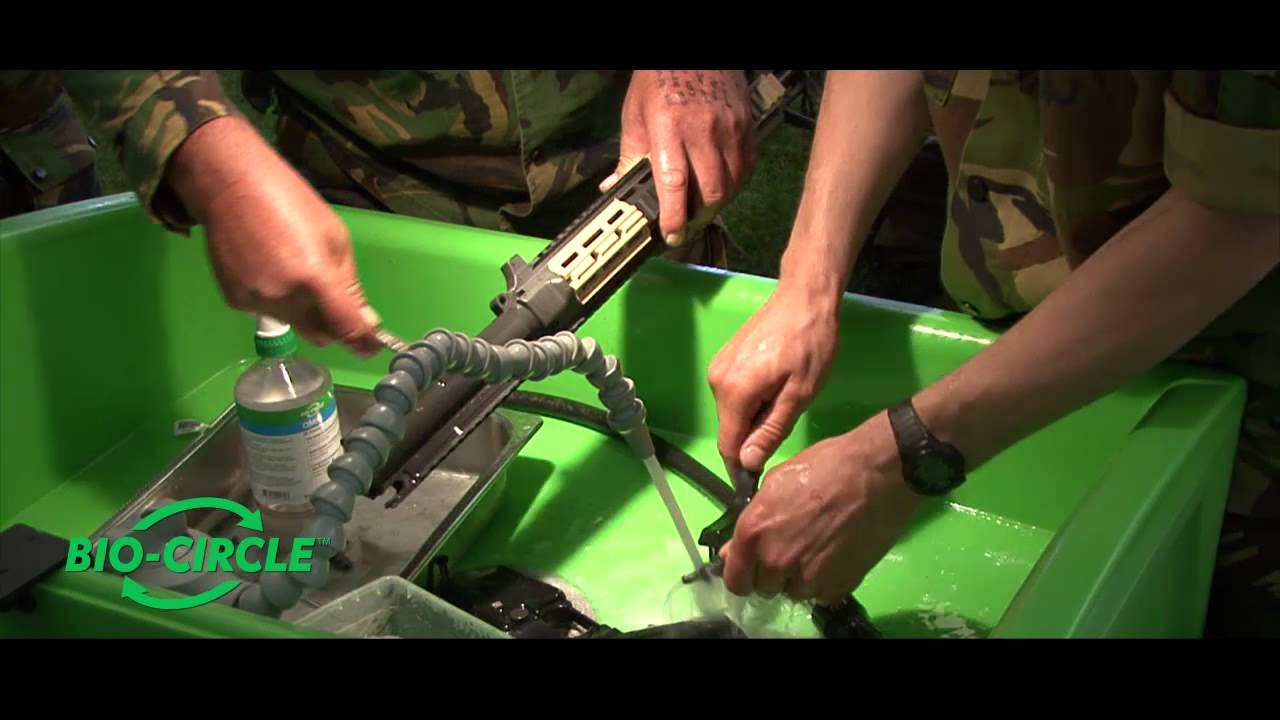 NATO軍でのバイオサークル使用実績